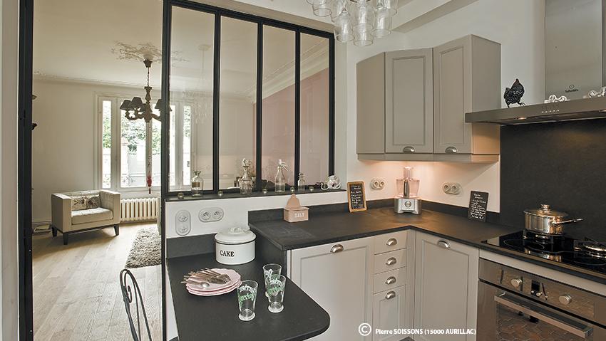 Louarn Intérieurs cuisine maison de famille Morbihan
