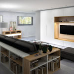 Louarn Intérieur meuble tv sur-mesure Morbihan