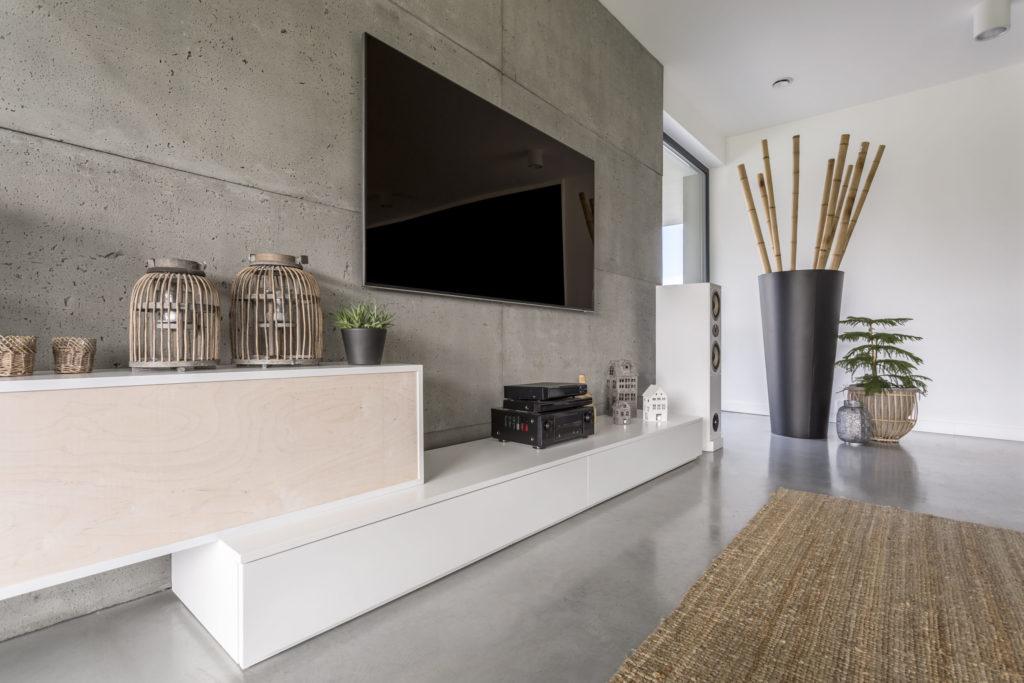Louarn Intérieurs aménagement meuble TV Morbihan