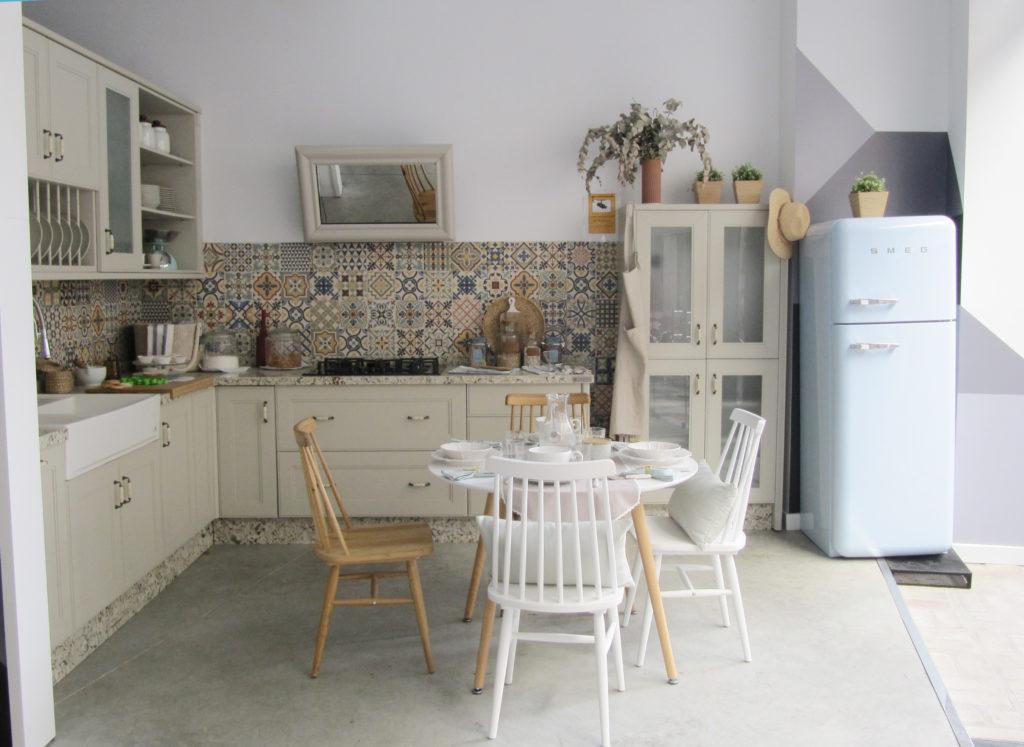 Cuisine En Bois Le Grand Retour Louarn Interieurs
